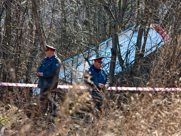 Smolensk - Russian investigation into fatal crash