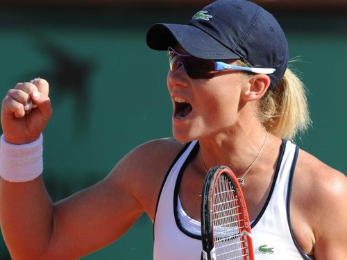 Samantha Stosur won her second WTA title in Charleston, USA