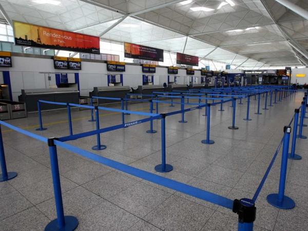 Airports - Closed around Europe