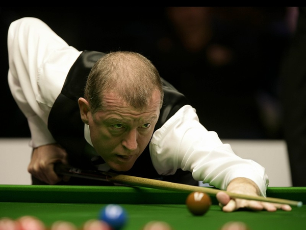 Steve Davis was eventually beaten after defying the odds to make it through to the quarter-final stages