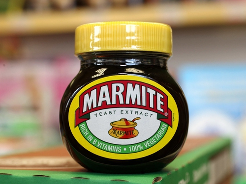 Marmite - Not aligned to any political party