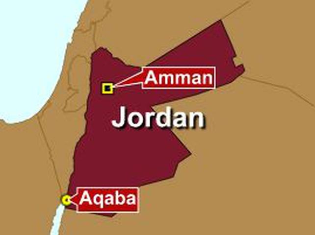 Jordan - Explosion at port