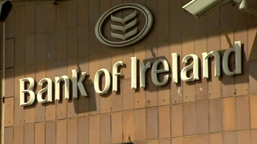 Five people, including two Cork City Councillors, were arrested by gardaí following a protest inside a branch of the Bank of Ireland