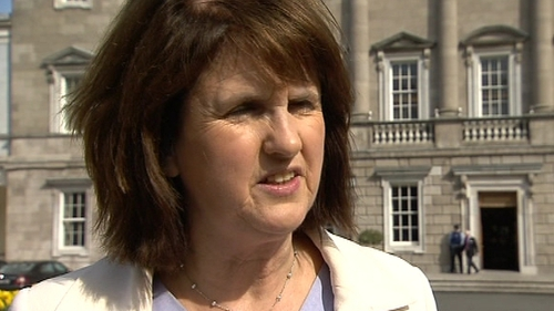 Joan Burton - Labour will not cencentrate all pain on lower and mid-earners