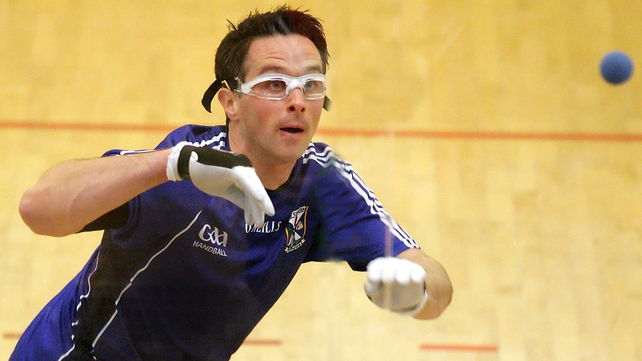 Paul Brady is the dominant figure in modern handball