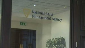 NAMA is now well ahead of schedule in redeeming its senior bonds