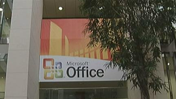 Microsoft Office - Latest launch lifts sales