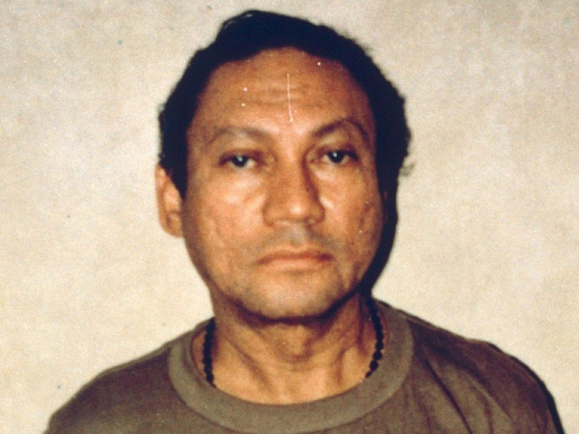 Manuel Noriega - Lost battle against extradition