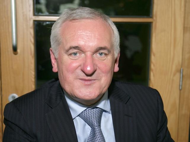 Bertie Ahern - Largest pension in Leinster House