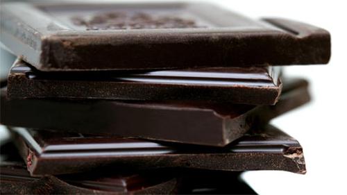 Chocolate Fruit and Nut Clusters: Rachel Allen