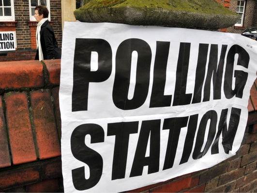 Polling on Friday