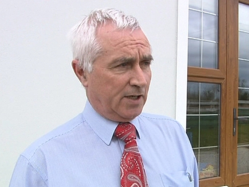 Jim McDaid - Intends to keep his pension