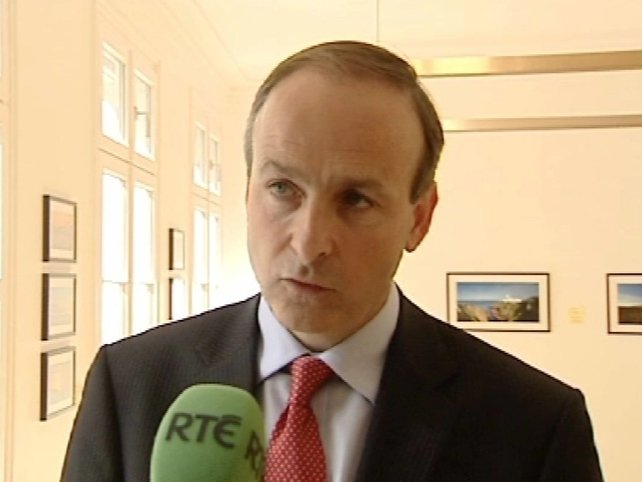 Micheál Martin - Committed to partnership with China