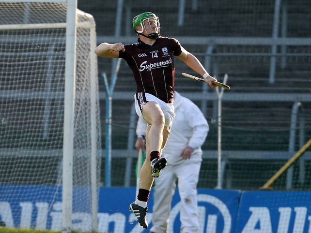 Joe Canning inspired Galway to the Allianz NHL Division 1 title