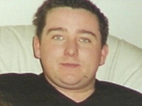 Roy Collins - Murdered last year