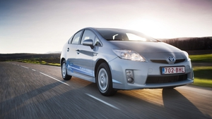 Toyota's hybrid Prius emerged as the most reliable car in the survey.