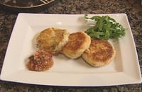 Fishcakes - The perfect starter for your dinner party!
