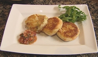 Fish Cakes Three Ways - Martin Shanahan suggests three delicious types of fish cakes.