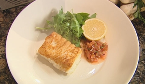 Martin Shanahan's Pan Fried Cod