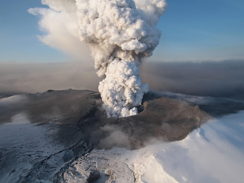 Eyjafjallajokull - Hopes eruption could be over