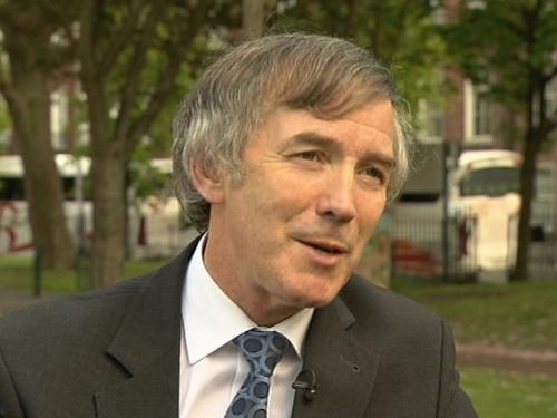 John Lonergan - Overcrowding a problem at Mountjoy