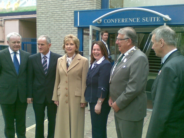 Mary McAleese - Time of 'profound transformation'