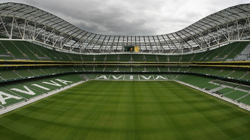 Aviva Stadium beckons for two sides in the showpiece final on 4 November