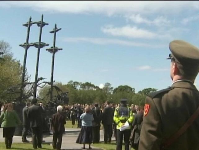 Mayo - Famine commemorated on national level