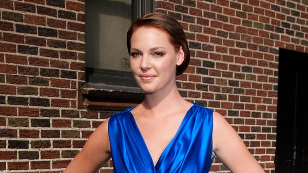 Katherine Heigl - returning to TV as a producer