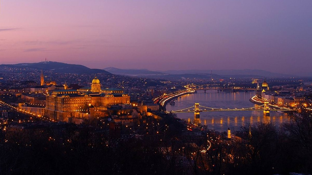 A break in Budapest?