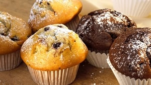 Here are five kinds of yummy muffins to make this week.