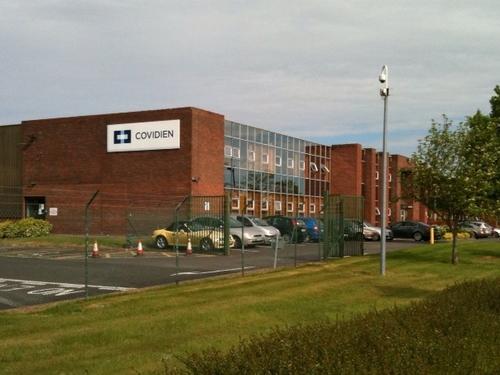 Covidien - Redundancies will begin in September