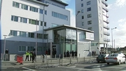 The man became unwell when released from custody but still at Ballymun Garda Station