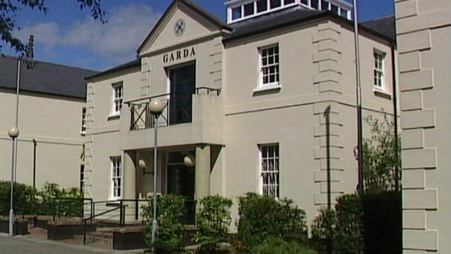 Gardaí in Cavan town are holding three people for questioning
