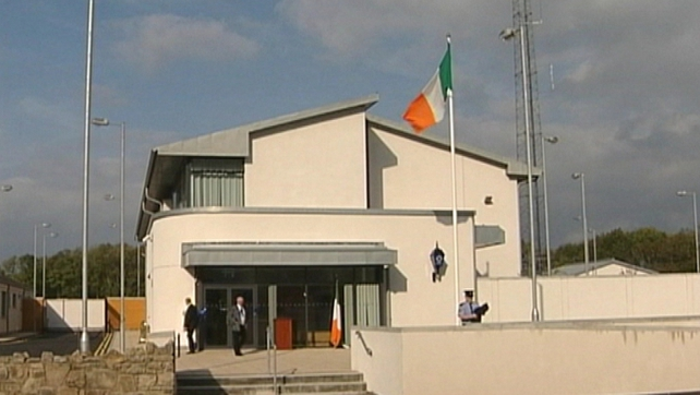 The man is being held at Ballyshannon Garda Station