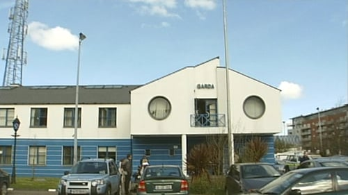 The two suspects are being held at Tallaght Garda station