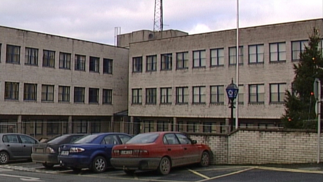 The two men are being held at Monaghan Garda Station