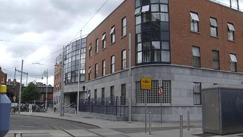 All involved were taken to Store Street Garda Station