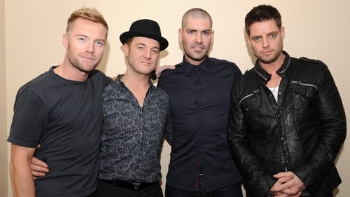 Boyzone: new album on the way