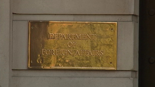 Dept of Foreign Affairs - Upgrades Palestinian delegation to mission