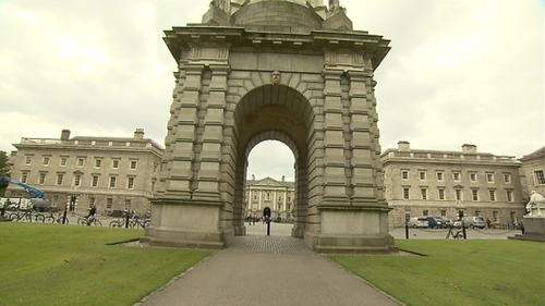 Trinity College - Election takes place on 2 April