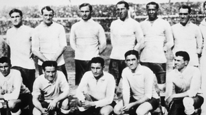 The Uruguay XI that won the first World Cup