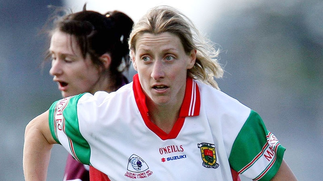 Cora Staunton inspired Carnacon to a fourth All-Ireland title