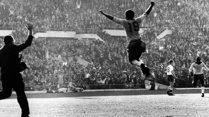Brasil di Piala Dunia 1962