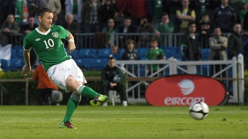 Keane - has set his sights on helping the Irish cause for a few more years yet