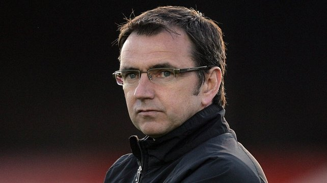 Pat Fenlon is attempting to lead Hibernian to a first Scottish Cup win since 1902