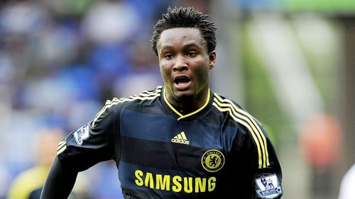 Mikel - Will be available to face West Brom on Saturday