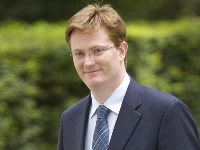 Danny Alexander - Promoted following David Laws' resignation