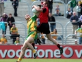 Donegal 2-10 Down 1-15