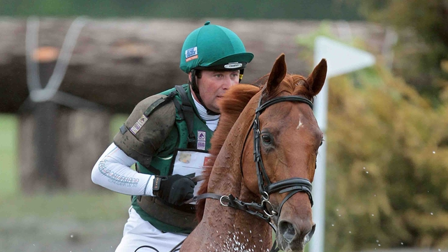 Michael Ryan: eventing